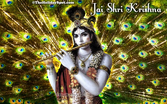 Good Morning Pictures Shri Krishna