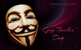 Guy Fawkes Musk