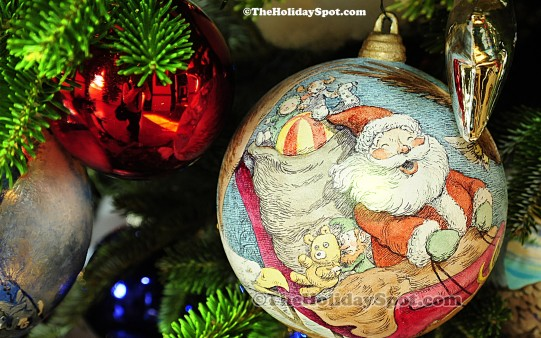 Christmas Decor Wallpapers From Theholidayspot