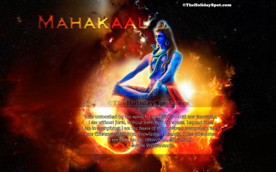 Mahakaal - Wallpapers From TheHolidaySpot