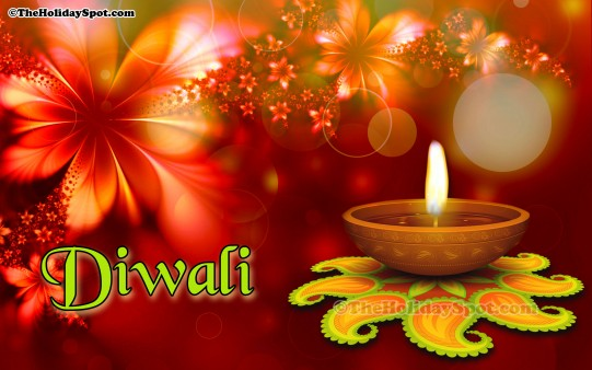 Happy Diwali And New Year Wallpapers: Wallpapers From TheHolidaySpot