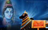 Lord Shiva and Nandi