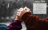 Calendar Wallpaper - Febr…