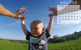 Calendar Wallpaper - June…