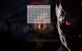 Calendar Wallpaper - Octo…